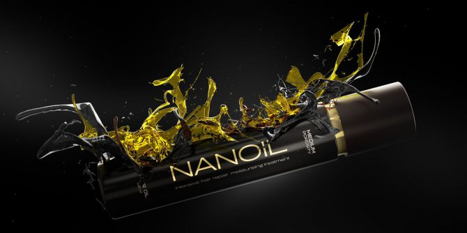 Nanoil - aceites para cabello perfectamente combinados